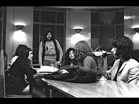 Led Zeppelin - Immigrant Song - Rehearsal/Practice Tape WOW!