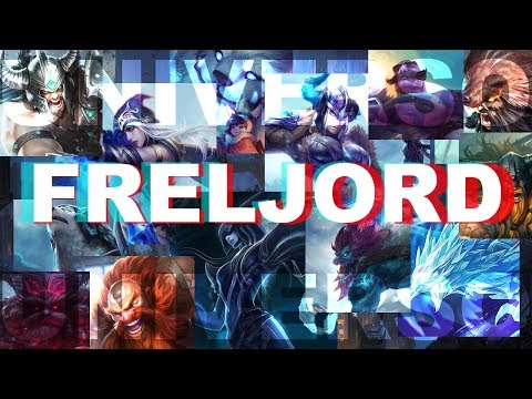 UNIVERSO LOL TODO SOBRE EL FRELJORD / Los Vikingos de League Of Legends / resubido* thumbnail