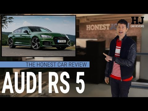 The Honest Car Review   Audi RS 5 Sportback - much better than you think it's going to be