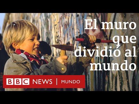 Por Qué Se Construyó El Muro De Berlín Y Qué Provocó Su Caída   BBC Mundo