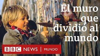 Por qué se construyó el Muro de Berlín y qué provocó su caída | BBC Mundo