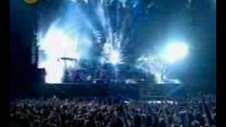Robbie williams angels live at knebworth, England