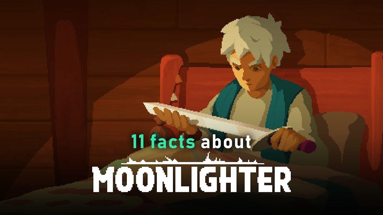 Moonlighter' from Digital Sun Games and 11 bit studios Is