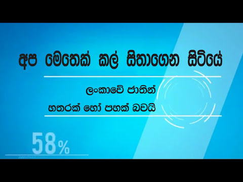Ethnic groups in Sri Lanka.- sri lankan race
