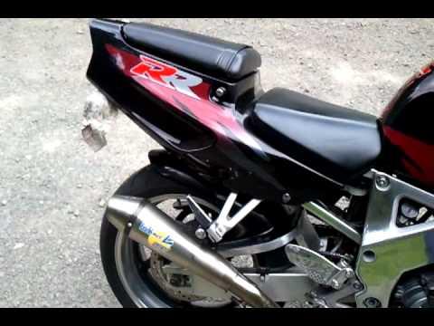 Honda 900 Cbr 1994 Leovince Gp