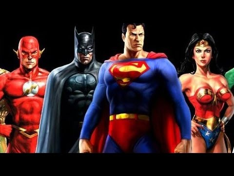 Justice League Heroes All Cutscenes Game Movie Hd Youtube