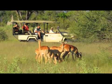 Abercrombie & Kent: Okavango Delta - Safari by Land and Water