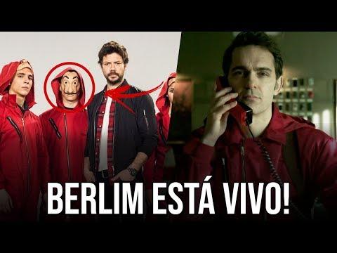 BERLIM ESTÁ VIVO! | LA CASA DE PAPEL | TEORIA