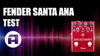 Test Fender Santa Ana (deutsch)