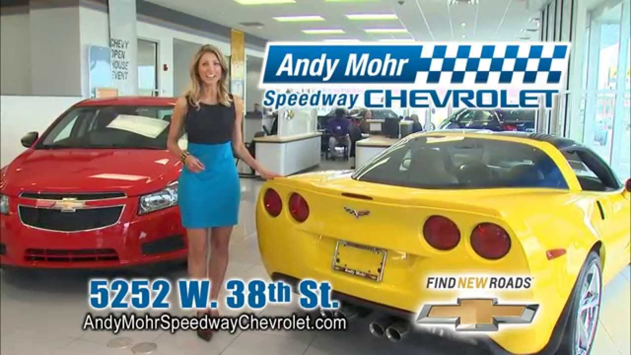 Attractive Andy Mohr Speedway Chevrolet TV Commercial   October 2014