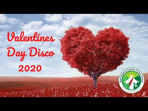 Valentines Day Disco