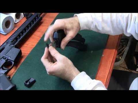 How to Modify Smith&Wesson M&P 15-22  10rd Magazine