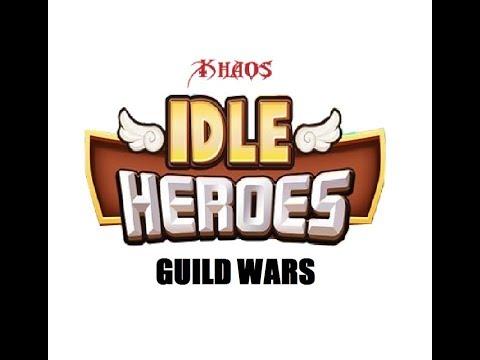 Idle Heroes - Guild War MAXIMUM Points