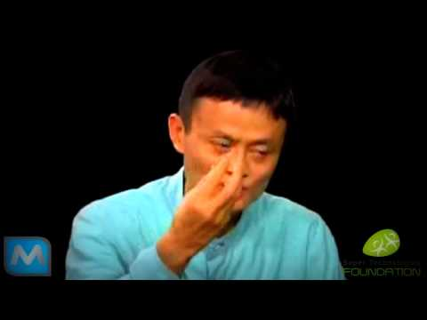 Founder of Alibaba Jack Ma Interview by Charlie Rose 1