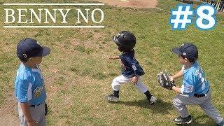 KIDS LOVE TO PLAY TAG! | BENNY NO | TEE BALL SERIES #8