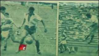 Coruco Díaz, la leyenda del futbol que jamás murió