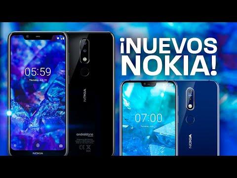 ¡Nuevos Nokia!