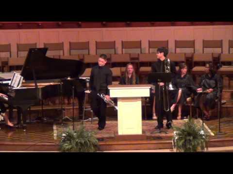 A Song for Japan (Trombone Trumpet Duet)