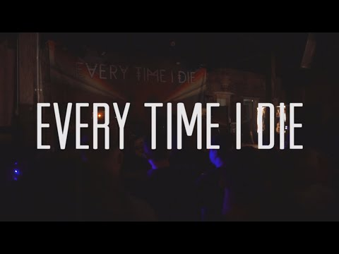 Every Time I Die (Full Set) at Underbelly, Jacksonville