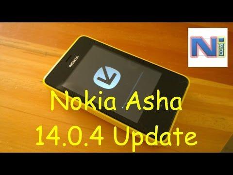 Nokia Asha Platform Update 14.0.4