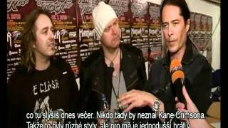 Unisonic -- interview at Masters Of Rock Thumbnail