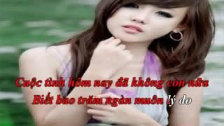 [Karaoke] Tình Đầu Chưa Nguôi - Minh Tuyết Beat