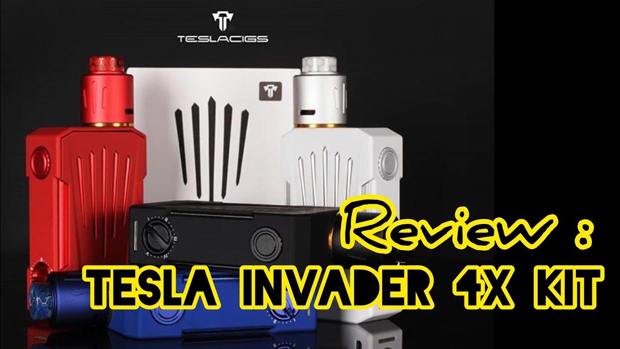 Tesla Invader 4x Kit