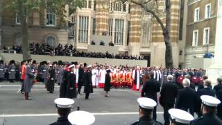 Last post 2015 (the cenotaph whitehall)