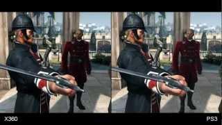 Comparativa de Dishonored: PS3 vs Xbox 360