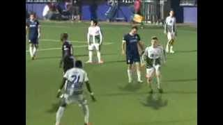 Green Archers United FC vs Manila Jeepney FC Highlights, in the UFL Cup 2013