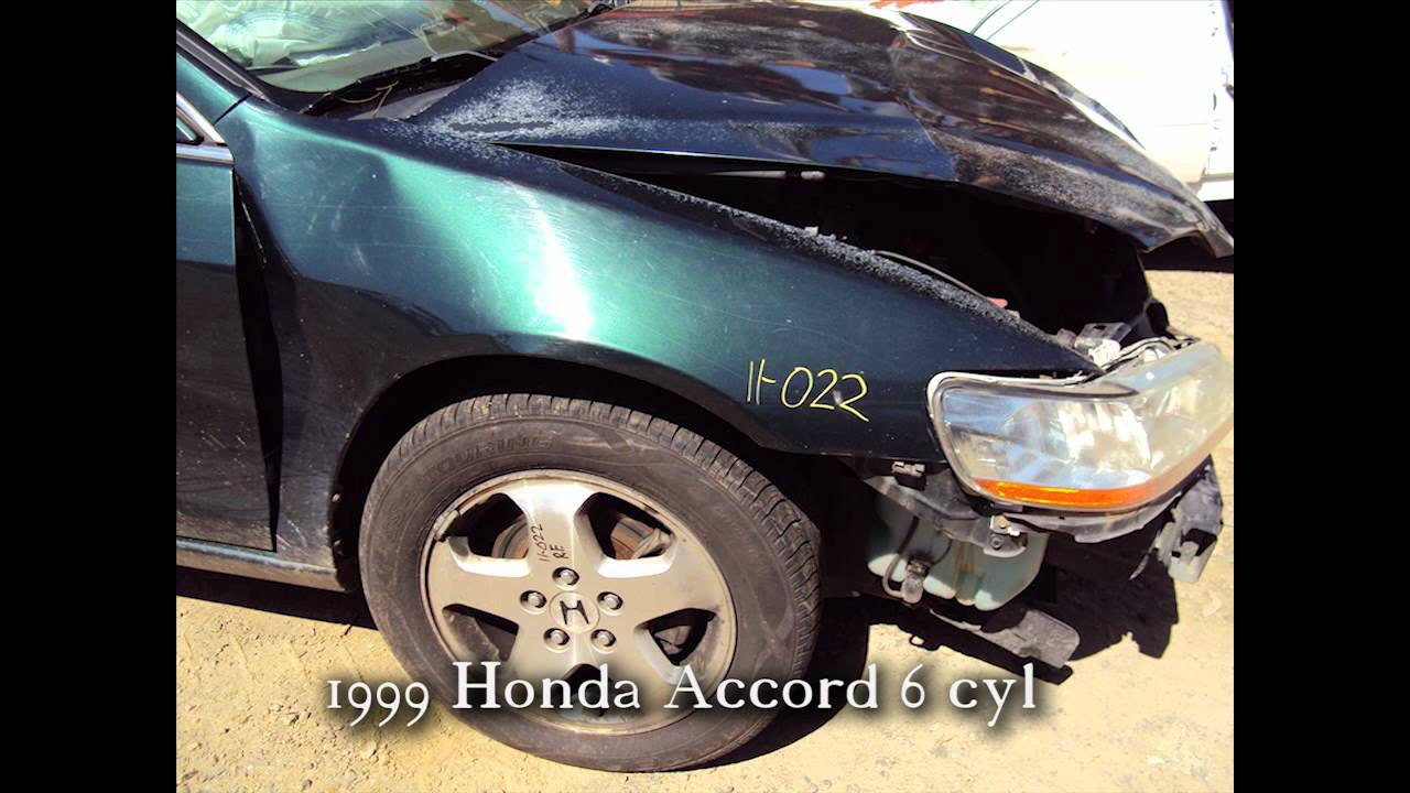 1999 Honda Accord Parts AUTO WRECKERS RECYCLERS Anhdonline.com Acura Used
