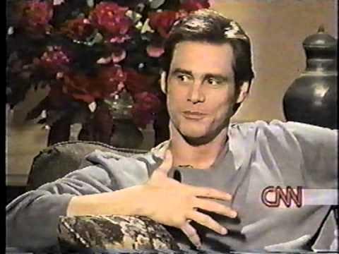 Jim Carrey Larry King 1999