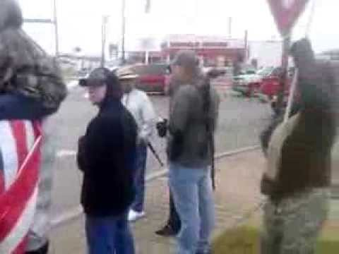 Open carry GUN BARREL CITY TX