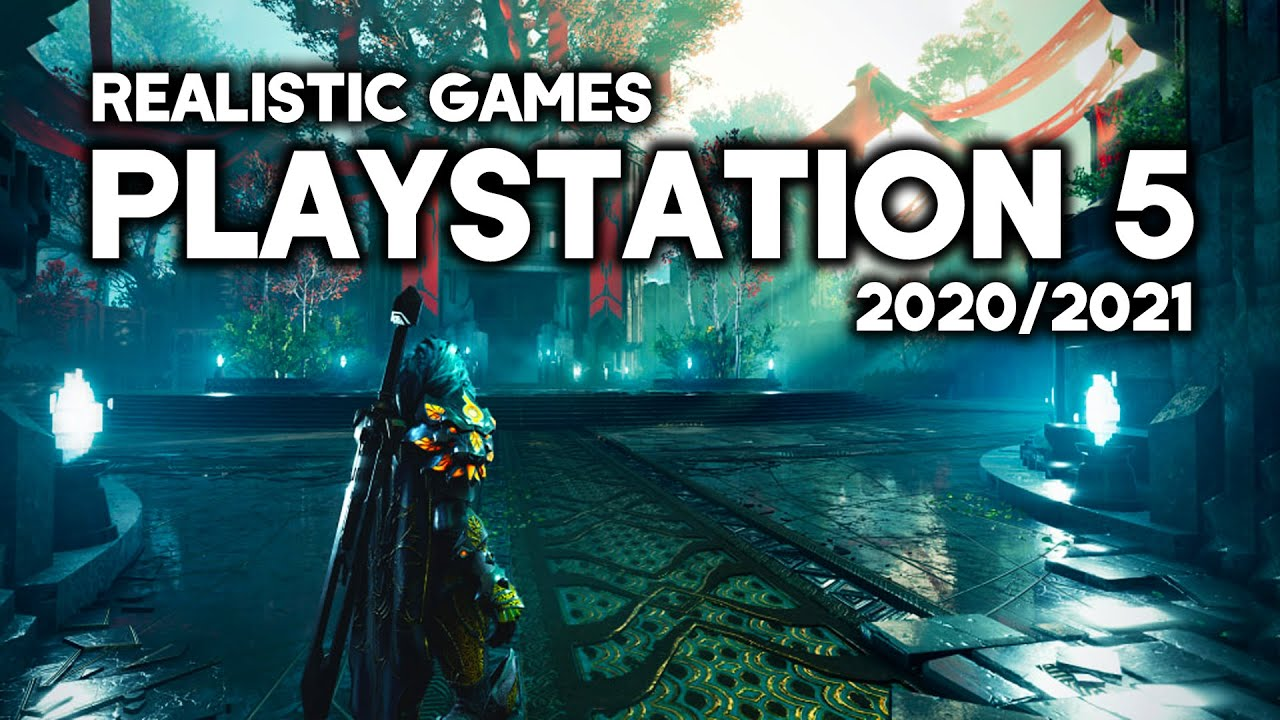 TOP 10 MOST REALISTIC Upcoming PS5 GAMES
