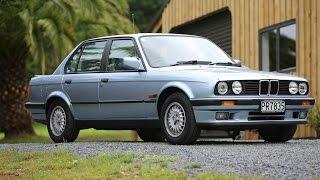 Restored BMW E30 325i SE review