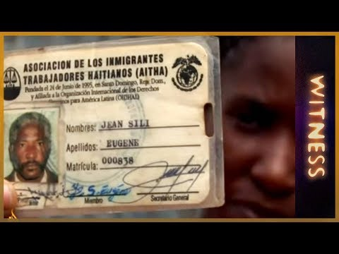Witness - Stranded: The Stateless Haitians