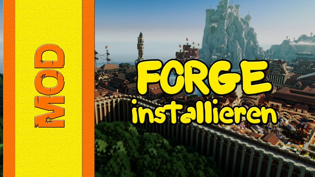 how to download minecraft forge 1.6 4