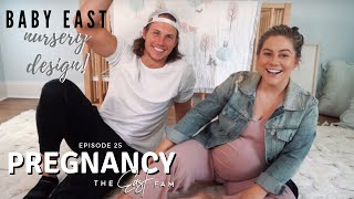 designing the nursery | the east family