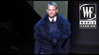 Giorgio Armani Осень/Зима 17-18 Неделя Мужской Моды в Милане