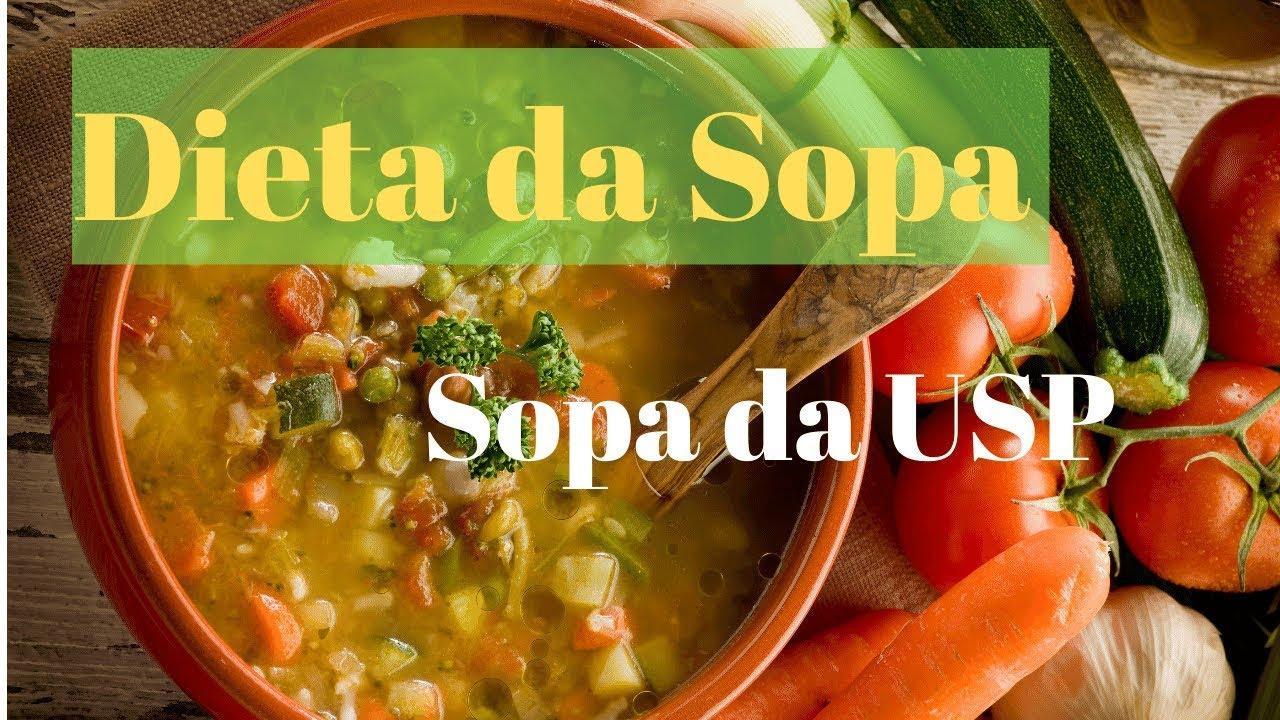 dieta da sopa usp depoimentos