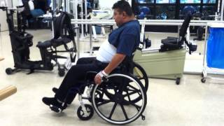 Spinal tumor recovery  2/07/13