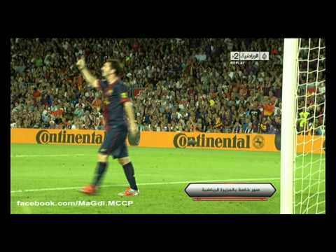 Messi Vs Real Madrid Exclusive Camera - AljazeeraSport