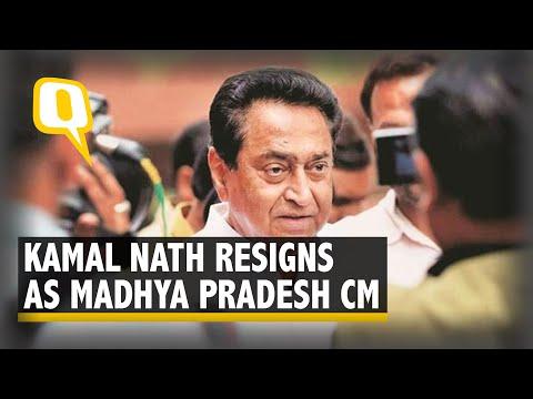 MP Political Crisis: CM Kamal Nath Addresses Media