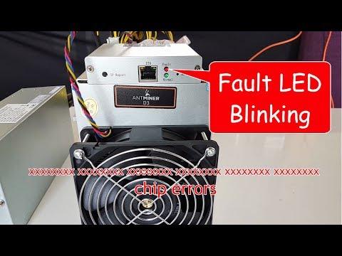 Fix Antminer D3 show xxxxxxxx chip errors