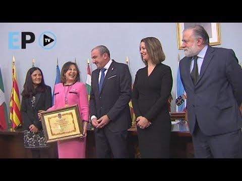La Diputación de Lugo le entrega al diario El Progreso su máxima distinción