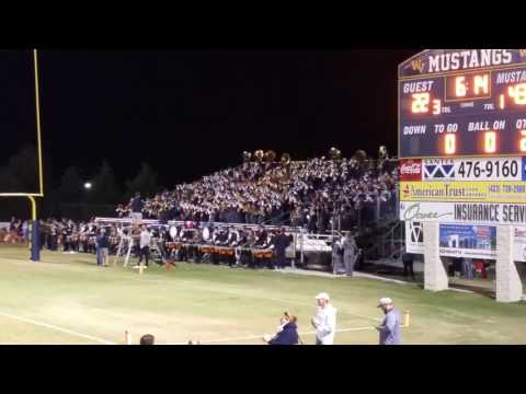 Walker Valley High School Fight Song