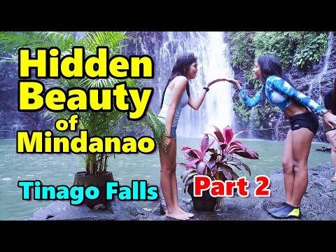 Tinago Falls: Hidden Beauty Of Mindanao Philippines
