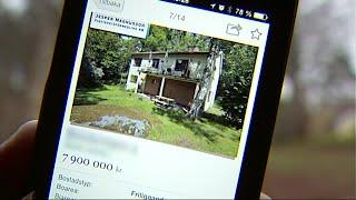 Stort prisras på bostäder i hela landet - ny statistik - Nyheterna (TV4)