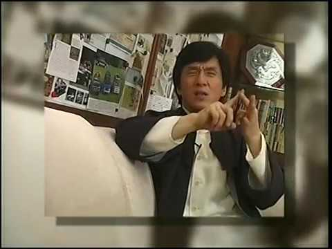 City Hunter (1993) An Interview with Jackie Chan 城市獵人: 成龍訪問 [English Subbed]