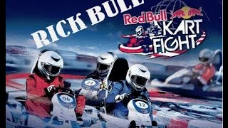 RICK BULL-RED BULL- Qualifying time championship kart fight Brazil-2014